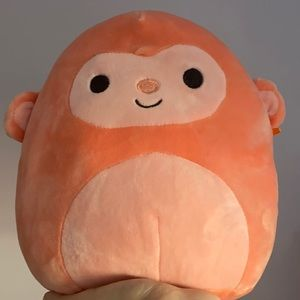 8 Inch Elton the Monkey Squishmallow